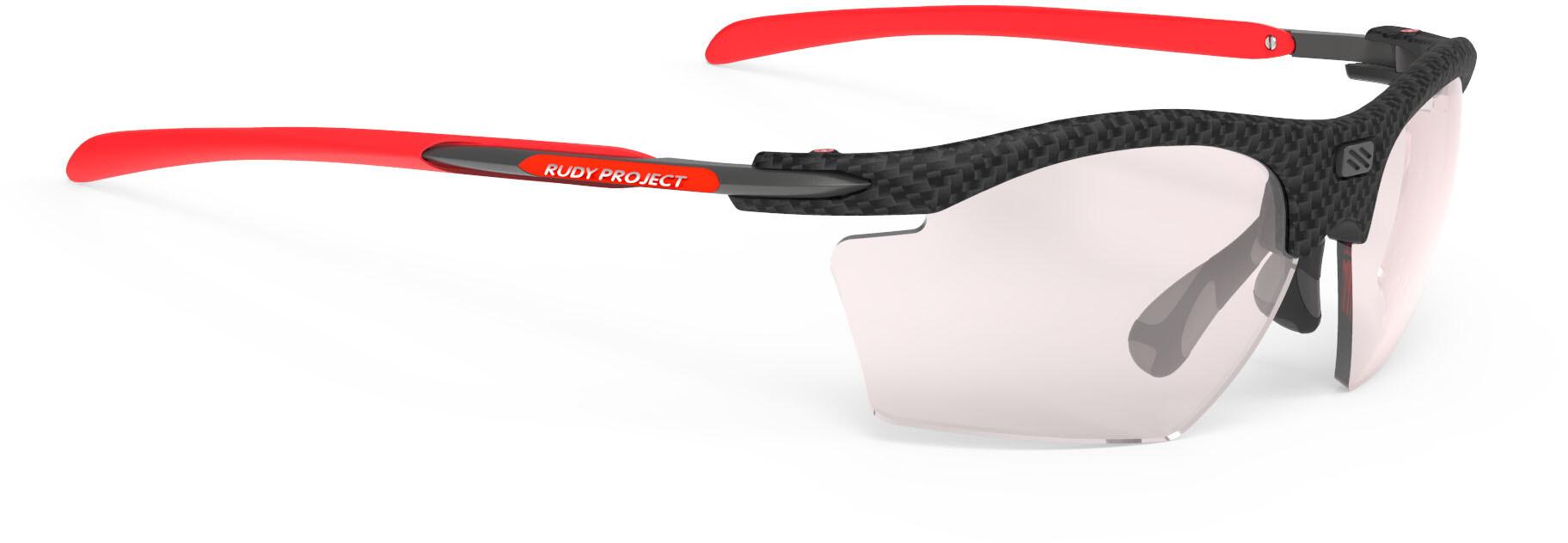 759cc9d330be Rudy Project Rydon Slim Bike Glasses red/black at Bikester.co.uk
